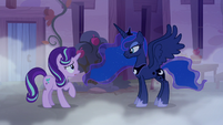 Starlight Glimmer --what are you doing here--- S6E25