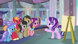 """Starlight declares """"substituting for the teachers"""" S9E20.png"""