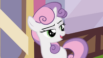 """Sweetie """"about inviting Twilight out for a meal"""" S4E15"""
