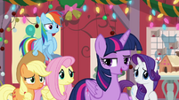 "Twilight Sparkle ""come on, everypony"" BGES2"