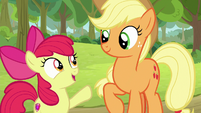 """Apple Bloom """"that's a great idea!"""" S9E10"""