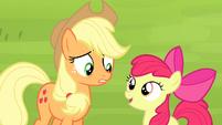 Apple Bloom -break the Equestria high divin' record- S4E20