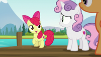 Apple Bloom -it's a swell idea!- S7E21