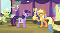 """Applejack """"think you can win again"""" S9E16"""