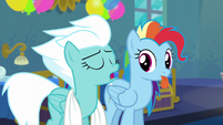 """Fleetfoot """"Wonderbolts don't get excited"""" S6E7"""