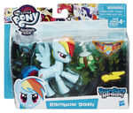 Guardians of Harmony Rainbow Dash and Tank packaging