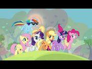 My Little Pony- Friendship is Magic - Best Friends Until the End of Time -Ukrainian- (FiF version)