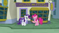 """Pinkie """"instead of trusting somepony else's hooves"""" S6E12"""