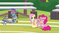 """Pinkie Pie """"maybe I could've waited"""" S9E15"""