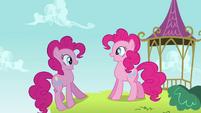 Pinkie Pie helping herself 2 S2E18