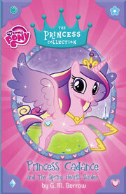 Portada de Princess Cadance and the Spring Hearts Garden.jpg
