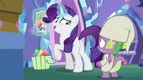 """Rarity """"there's always next year"""" S9E19"""