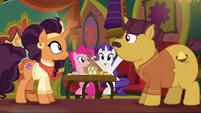 """Rarity excited """"that's it!"""" S6E12"""