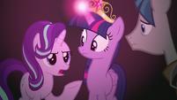 "Starlight ""if there's one pony in Equestria"" S7E26"