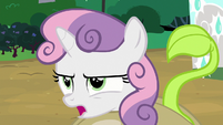 Sweetie Belle -that's just it! I used to!- S7E6