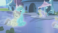The Crystal ponies S3E01