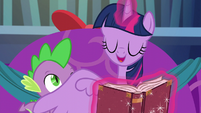 "Twilight ""everypony has their reasons for doing things"" S06E08"