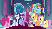 """Twilight """"how hard can throwing a swan party be?"""" S9E13"""