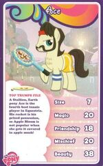 Ace card NNO2 Top Trumps