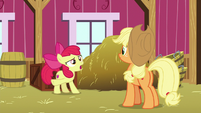 """Apple Bloom """"the Great Seedlin' is real"""" S9E10"""