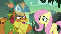 """Cattail """"I would've lent you the mask anyway"""" S7E25"""