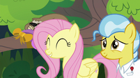 "Fluttershy ""what it took to get there"" S7E5"