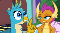 """Gallus """"there's only one place to go"""" S8E22"""