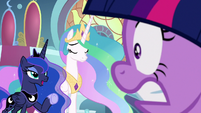 """Luna """"you have the same in yourself"""" S9E1"""