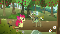 """Pest pony """"yearns for the day they can move on"""" S5E04"""