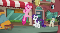"""Pinkie Pie """"It's the perfect plan"""" S6E3"""