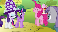 Pinkie Pie -the best, most awesome- S4E18