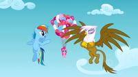 Pinkie Pie Balloons S1E5