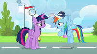 """Rainbow """"they've been holding each other back"""" S6E24"""
