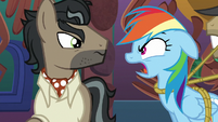 Rainbow Dash --you'll never get away with this!-- S6E13