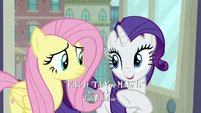 """Rarity """"it's easy to track"""" S8E4"""