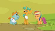 S02E08 Źrebięta z Fanklubu Rainbow Dash
