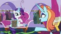 """Sassy Saddles """"now get out of here!"""" S7E6"""