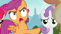 "Scootaloo ""I don't want to say goodbye!"" S9E12"