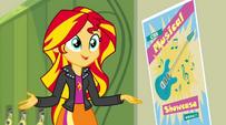 Sunset Shimmer -Principal Celestia would let you sign up- EG2