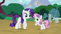 """Sweetie Belle """"I do have one idea"""" S7E6"""