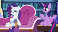 """Twilight """"they can put a real strain"""" S9E19"""