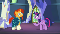 Twilight -you just need to remind her- S7E24