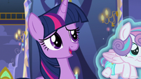 """Twilight Sparkle """"I guess I learned two things"""" S7E3"""