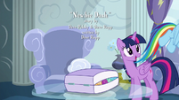 """Twilight Sparkle """"tell us what happened"""" S6E7"""