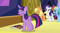 """Twilight sings """"sad if that's what you all think"""" S7E14"""