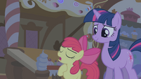 """Apple Bloom """"you know what I think?"""" S1E09"""