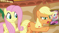 """Applejack """"for anypony but them!"""" S6E20"""