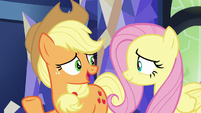 """Applejack """"probably not as bad as we think"""" S6E20"""