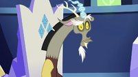 Discord in stunned silence S6E17