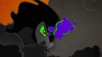 King Sombra angrily charging his magic BFHHS5